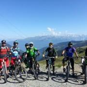 cykelPassoSMarco start