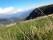 vandra gräs utsikt berg