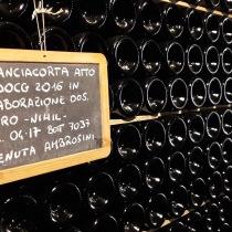 Franciacorta vinkällare