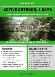 Active Outdoor trip