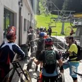 bikepark piazzatorre lift 2