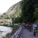 bicicletta, ciclovia, valle brembana