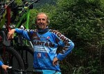 guide MTB val brembana, Claudio Locatelli