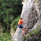 arrampicare e canyoning in valle Brembana