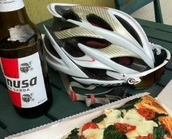 cykla pizza mat
