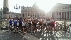 cykla till Rom