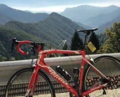landsvägscykel i italien