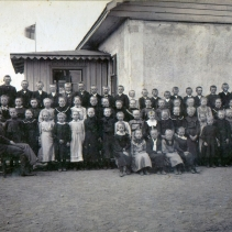 Ledsgårds Folkskola 1904