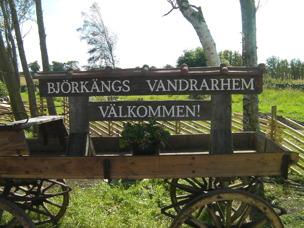 Välkommen till Björkängs Vandrarhem - Billigt boende vid havet mellan Varberg & Falkenberg