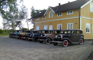 Boende för grupper på Björkängs Vandrarhem mellan Varberg & Falkenberg