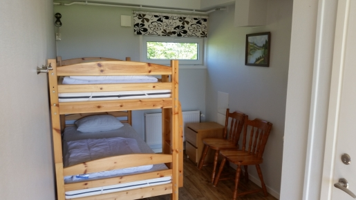 Billigt att bo i dubbelrum på Björkängs Vandrarhem mellan Varberg & Falkenberg