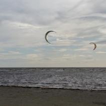 Kitesurfing Björkäng