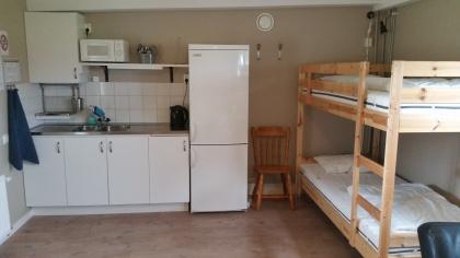 6-bäddsrum med pentry