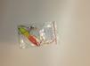 Plattfisktackel - 130 gram Gulröd