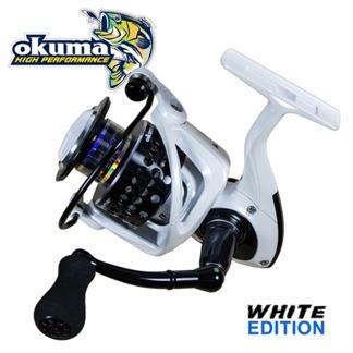 Okuma Ceymar White - Stl. 30
