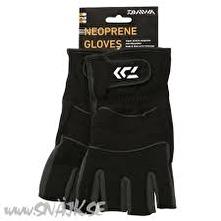 Daiwa fingerless glove