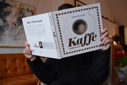 Kaffe – världens dryck, Anne Nilsson