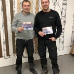 Nominerad Vindelforsgalan 2018 Årets varumärke Årets nyföretagare