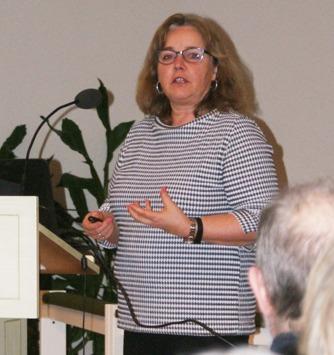 Professor Elisabeth Sauer-Eriksson
