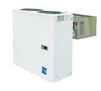 Vägg kylmaskin Plug-In - TTN 075, för kylrum 20 kbm