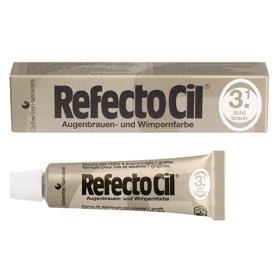 Refecto Cil används vid färgning av fransar och bryn.