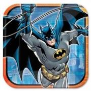 Batman tallrik 8st 42kr