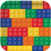Blocks tallrik 8st 44kr