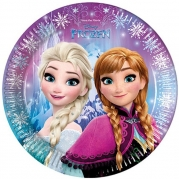 Frozen tallrik 8st 39kr