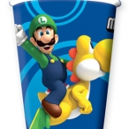 Pappmugg Mario 8st 30kr