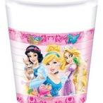 Plastmugg Disney prinsessor 8st 39kr