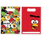 Kalaspåsar Angry birds 8p 20kr