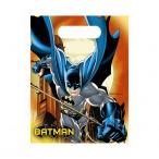 Kalaspåsar Batman 6p 20kr