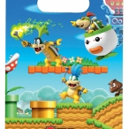 Kalaspåsar Mario Bros 8p 28kr