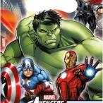 Kalaspåsar Avengers 6st 20kr