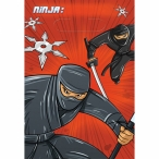 Kalaspåsar Ninja 8p 19kr