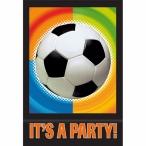 Inbjudningar Fotboll 8p 43kr