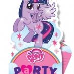 Inbjudningar My little pony 8p 52kr