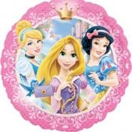 Folieballong Disney prinsessor 43cm 38kr