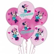 Ballonger Mimmi 4-färg 27,5cm 6st 49kr