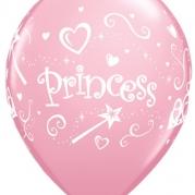 Ballonger Prinsessa 27,94cm 6st 29kr