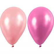 Ballonger Rosa nyanser 23cm 10st 20kr