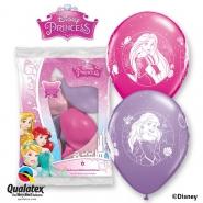 Ballonger Disney prinsessor 30,48cm 6st 38kr