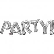 Party airfill 22x83cm 49kr
