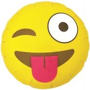 Emojiwinking 45cm 22kr