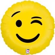 Emoji_wink 45cm 28kr