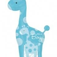 Folieballong giraff 105cm 68kr
