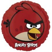 Folieballong Angry birds 43cm 38kr