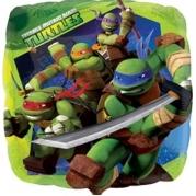 Folieballong turtles 43cm 38kr