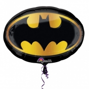 Folieballong Supershape Batman 68x48cm 85kr