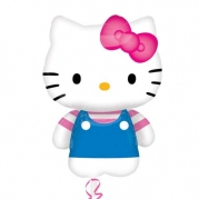Folieballong Supershape Hello Kitty 56x76cm 85kr